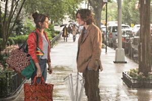 5位:素敵な雨のマンハッタン「レイニー・デイ・イン・ニューヨーク」