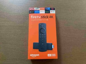 fire TV Stick4K