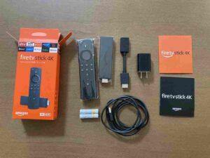 ②AmazonでFire TV Stick (4K)を購入