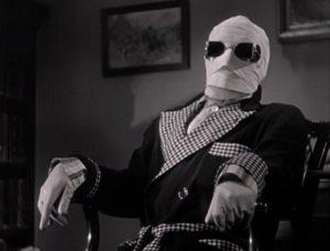 [/chat] あの包帯ぐるぐるの人物は、古いイメージの「透明人間」